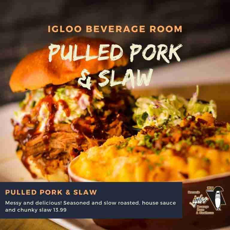 Pulled Pork & Slaw